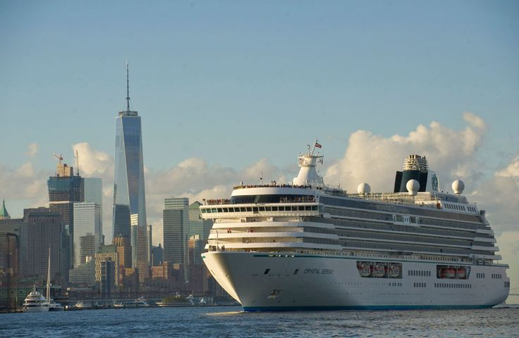 The Crystal Serenity completes its ambitious journey sailing the Northwest…