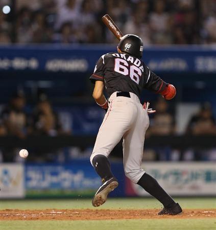 Yoshifumi Okada (Chiba Lotte Marines)