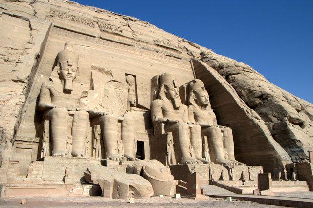 Fotos de un viaje a Egipto