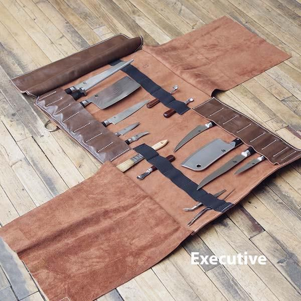 2 42 Leather Knife Roll Collection 5 Loaves 2 Fish Knife Roll Leather Tool Roll Knife Bag