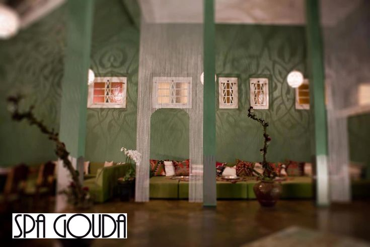 Spa Gouda - Arabische lampen Isra XL van Nour Lifestyle
