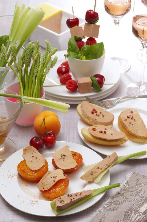 Quelle quantité de Foie Gras faut-il pour régaler vos convives... ?  #foiegras #recette #noel #nouvelan