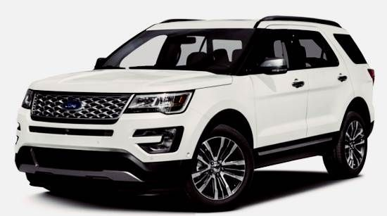 2017 Ford Explorer Platinum Review