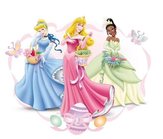 Disney princess easter wallpaper