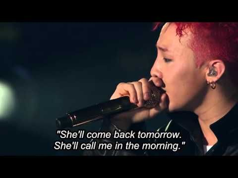 "GD Performs ""Bad Boy"" at 'One Of A Kind' LIVE in Seoul! - YouTube"