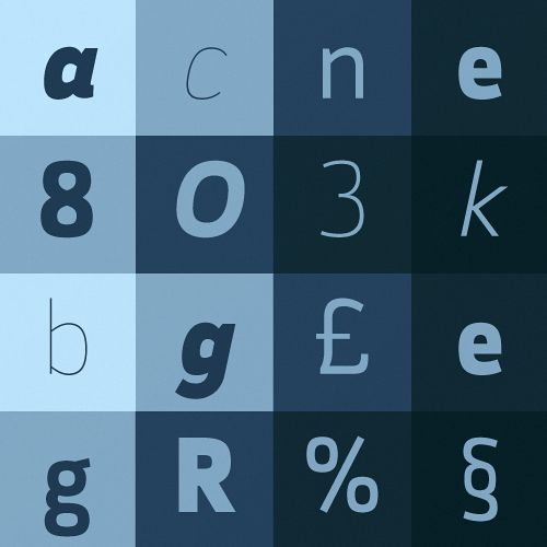 This Week in Fonts   I love typography, the typography and fonts blog   Helia font