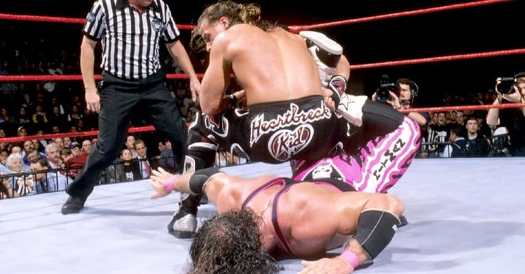 The Montreal Screwjob