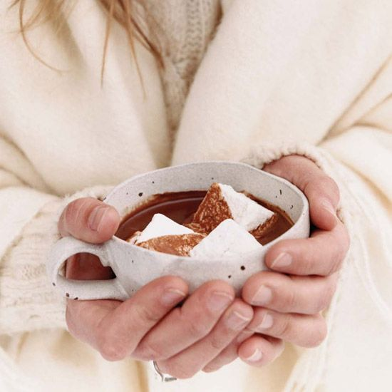Hot Chocolate on Food & Wine