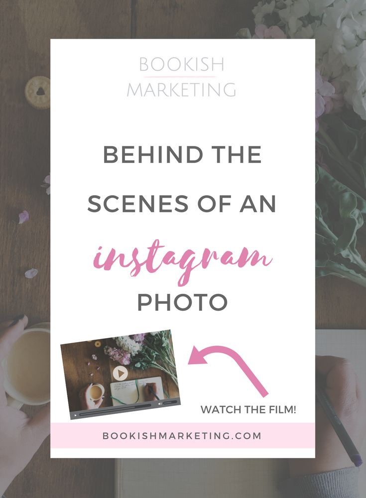 behind the scenes of an instagram photo bookishmarketing.com. How to style an Instagram photo, Instagram flatlays, Instagram inspiration.
