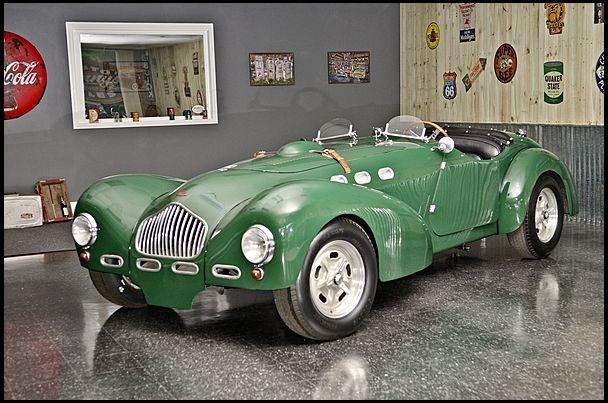 1952 Allard K2 Roadster 331 CI, 1 of 119 Built for sale by Mecum Auction