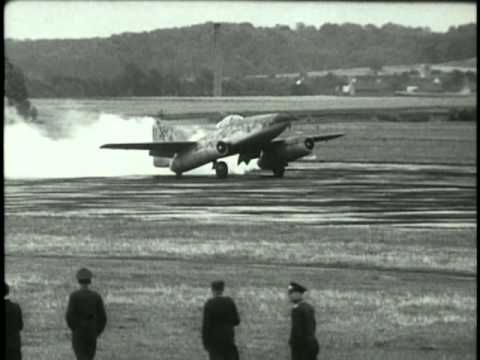 ドイツ空軍 LUFTWAFFE メッサーシュミット Me262