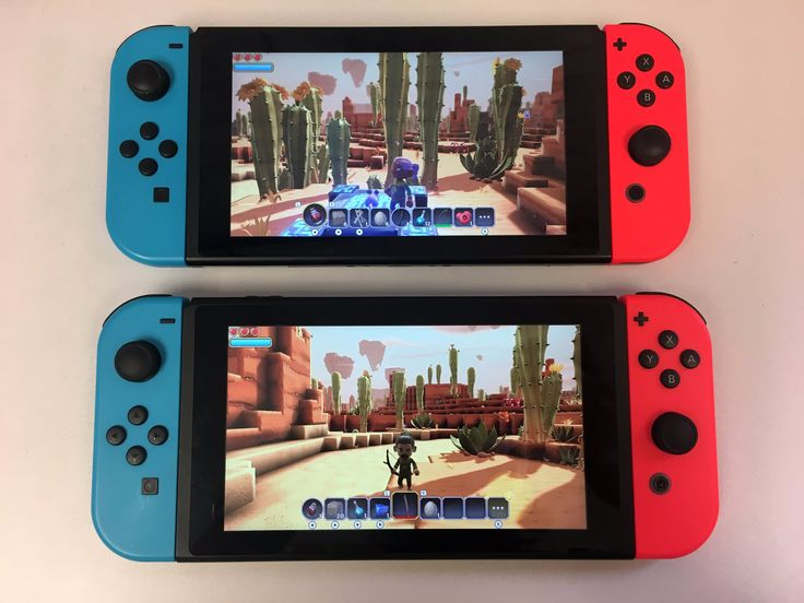 Portal Knights on Switch will support 4-player local wifi multiplayer!