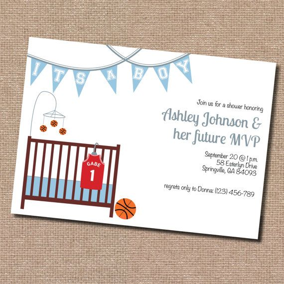 Great Best 20+ Basketball Baby Shower Ideas On Pinterest   Basketball Party,  Soccer Party And Bowl Game