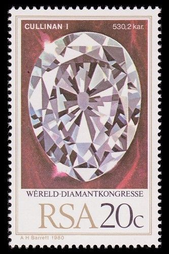 World Diamond Congress. Republic of South Africa