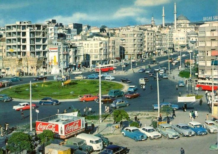 Aksaray / İstanbul (1960'lı yıllar)