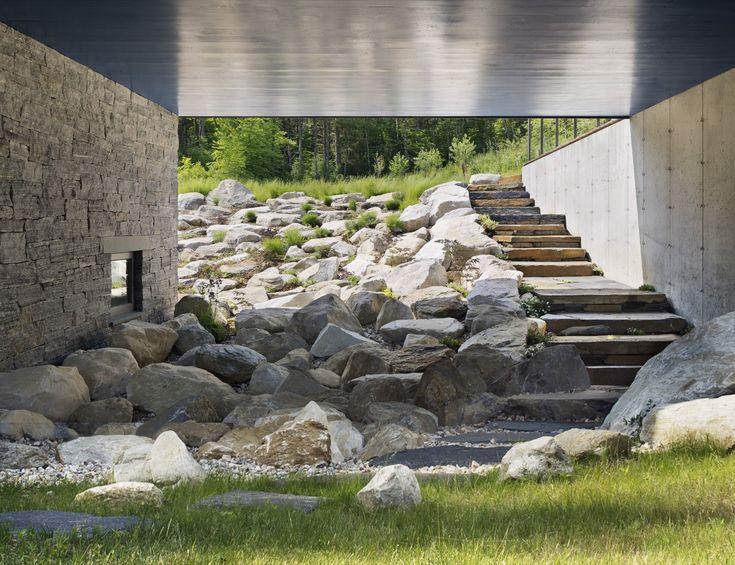 289 best Architecture images on Pinterest Architecture - gartenbepflanzung am hang