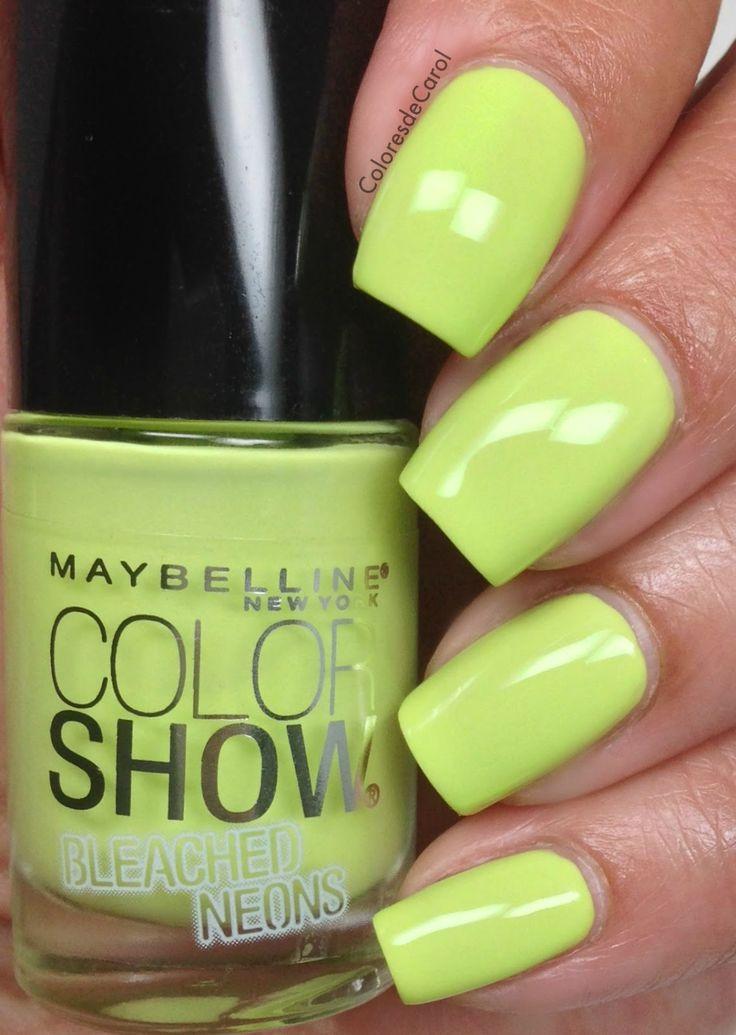 Mejores 43 imágenes de maybelline colorshow en Pinterest ...
