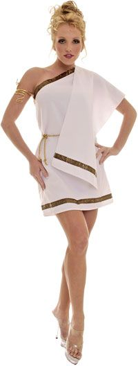#Adult #Costumes #Underwraps #shopping #sofiprice Sexy Toga Adult Costume - Sexy Costumes - https://sofiprice.com/product/sexy-toga-adult-costume-sexy-costumes-63897718.html