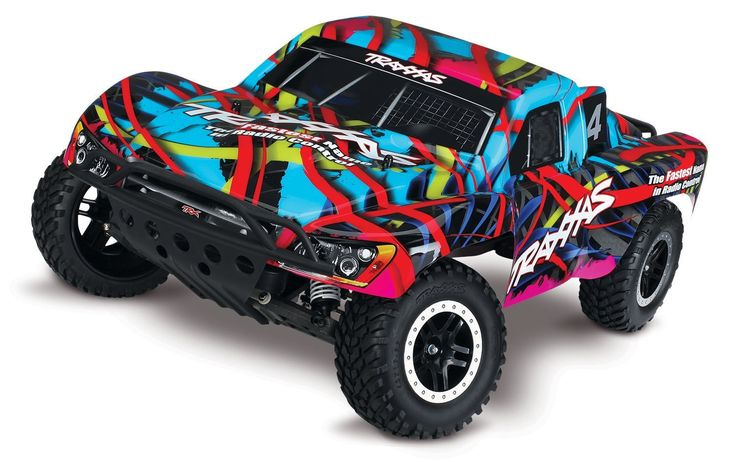 The Traxxas Slash Pro is one of the most popular entries in Traxxas' long line of amazing RC vehicles. It comes out of the box ready to run and it's four-wheel independent suspension will be more than