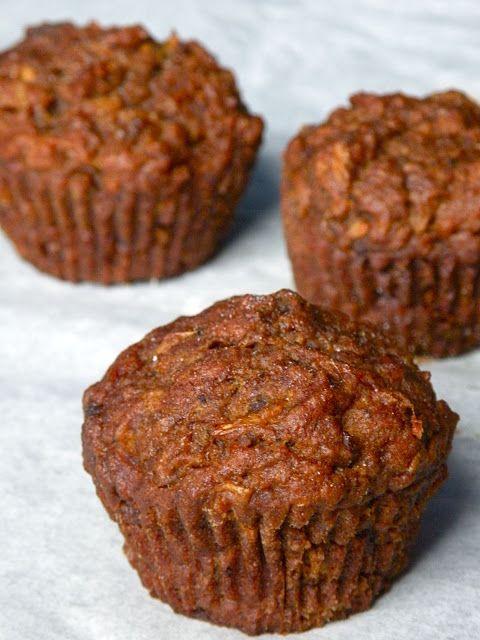 Bake&Taste: Ciasto dyniowe z daktylami (bez jajek i cukru)