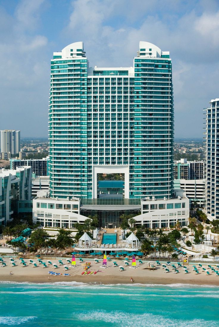 The Westin Diplomat Hotel Hollywood Florida