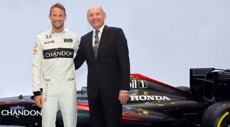 McLaren-Honda confirms @JensonButton will race for the team in 2016. Full story here: http://mclrn.co/Jenson2016
