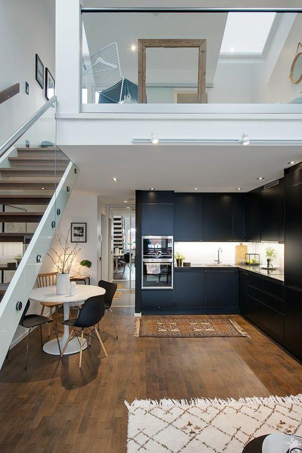 Les 25 meilleures id es concernant clairage d 39 escalier - Escalier pour mezzanine pas cher ...