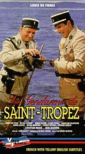 Le Gendarme de Saint Tropez- a classical french movie