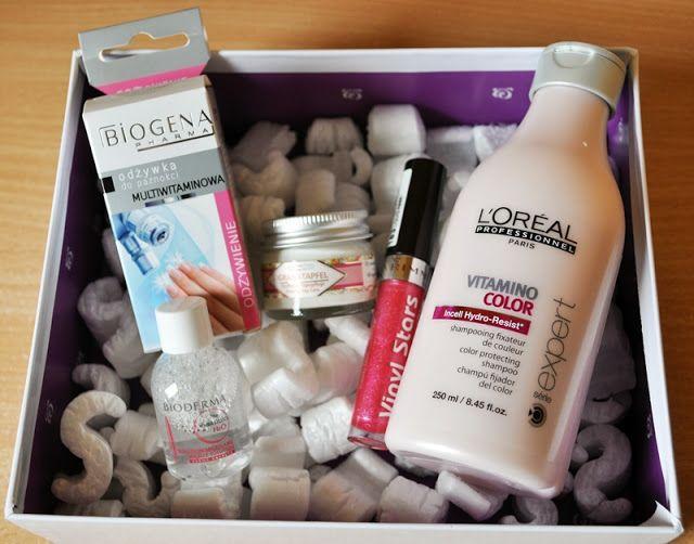 #shinybox #box #cosmetics #cosmeticbox #czerwiec #june