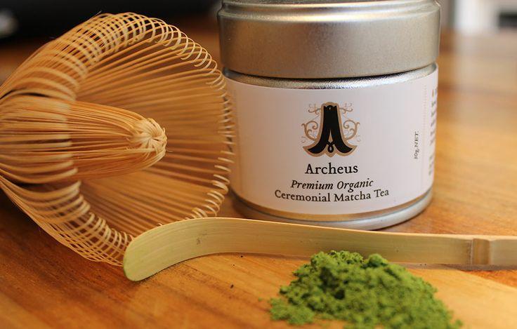 Archeus Matcha - green is good