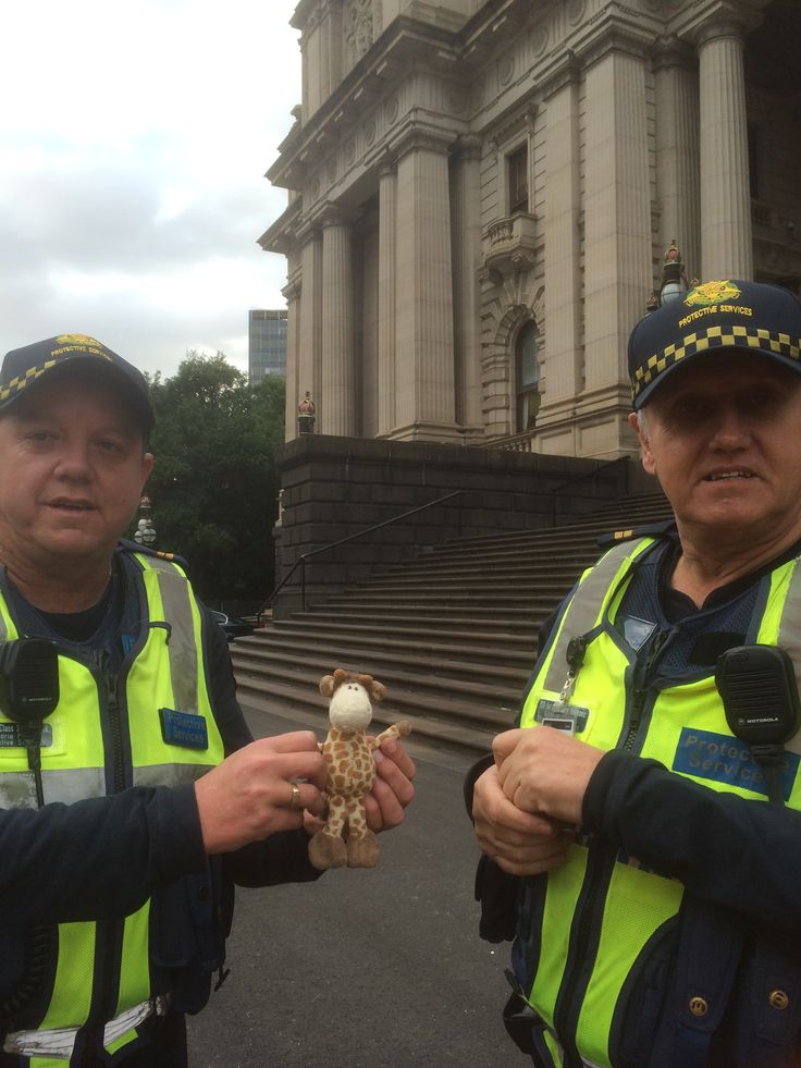 Under arrest for shenanigans outside and inside the Victorian parliament. Draft was confused how one party asks a question and the opposition gives an answer to a different question! So he asked too many questions and got arrested by the protection squad!