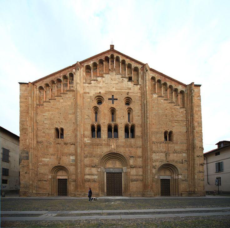 san michele - pavia, Pavia