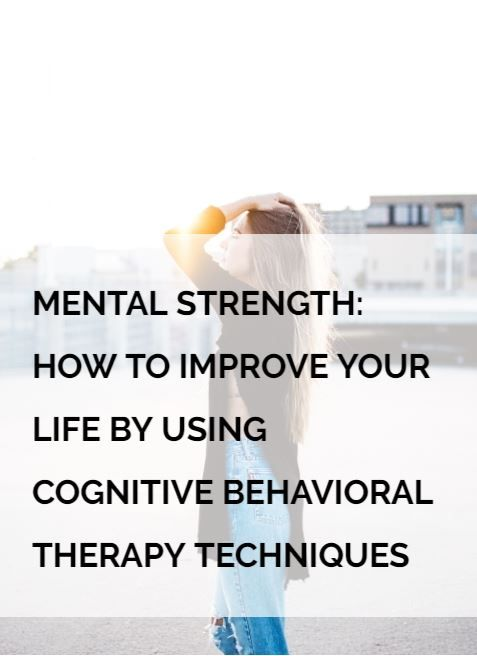 Let's talk about psychology. When you hear the term 'Cognitive Behavioral Therapy' you probably think that it is not for you. That is for people who are dealing with mental health issues, right? Although true, the techniques used during cognitive behavioral therapy can help everyone. So what the heck is Cognitive Behavioral Therapy? In this article I describe it and use the example of fear for PUBLIC SPEAKING to explain how this can also benefit YOU. Don't let your thoughts hold you back :)