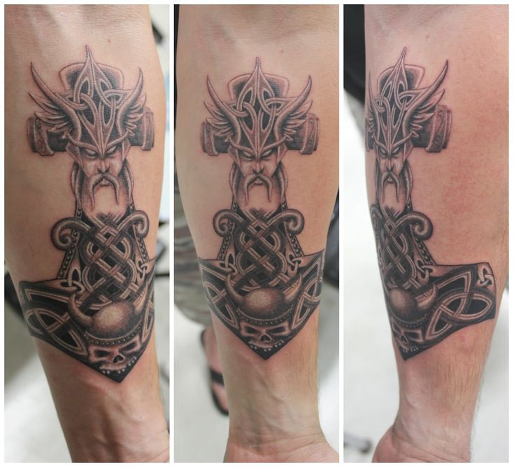 20 Hammer Tattoos On Forearm Ideas And Designs