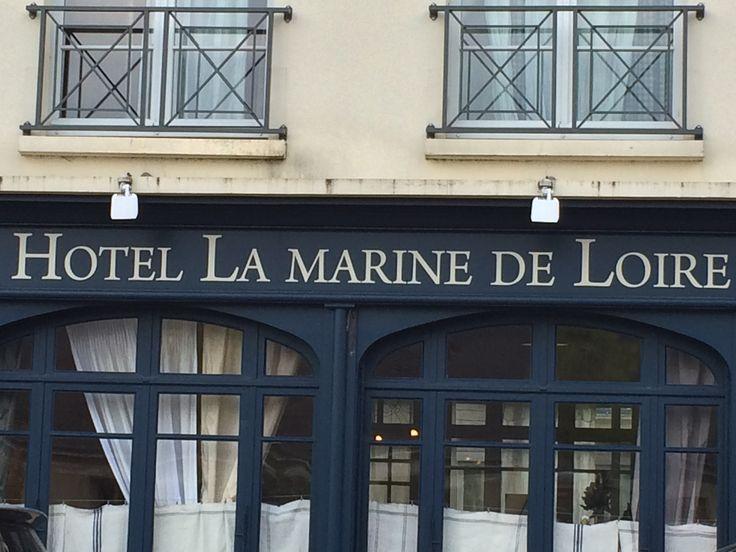 Hôtel de la marine de Loire Montsoreau