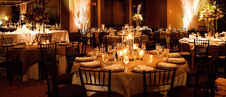 gold or tan toppers work well with white  or brown tablecloths Suncadia Resort – Wedding Catering in Washington State