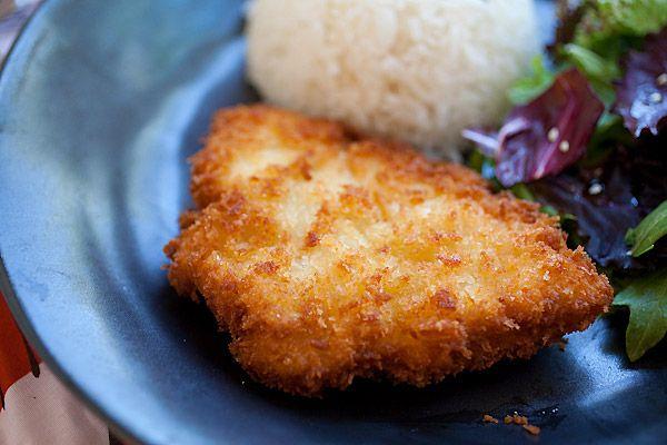 The 25+ best Chicken katsu recipes ideas on Pinterest ...