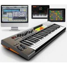 Novation Launchkey 49 | midi controller keyboard | softplanetgroup.com