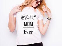 """Koszulka damska """"BEST MOM EVER 2"""""""