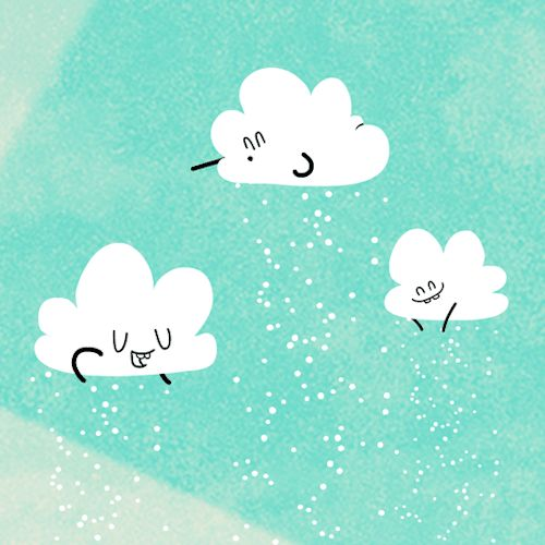 likeartitis:  Cloud gif