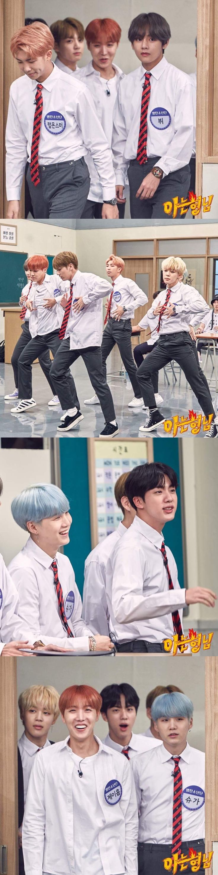 ♡ [PREVIEW] BTS on Knowing Bros which will be aired this Saturday, 23 Sept @ 8.50PM KST ♡