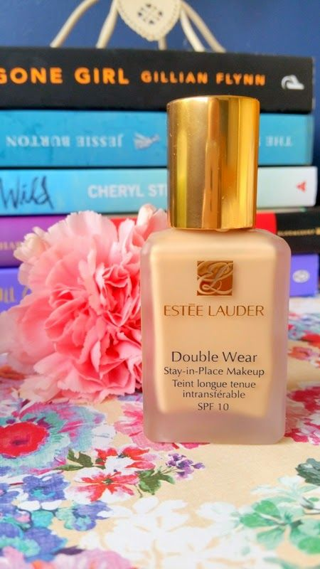 The Beautiful Bluebird: Estee Lauder Double Wear Foundation (Review)