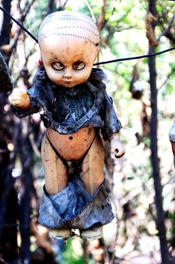 Mexico's Haunted Island Of The Dolls Is Actually Terrifying