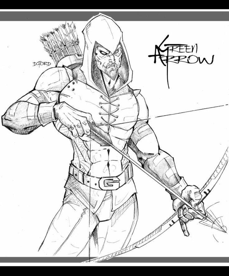 The 559 best Green Arrow images on Pinterest | Arrow, Arrow black ...