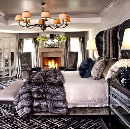 Kylie Jenner Bedroom Bedspread: Best 25+ Glamorous Bedrooms Ideas On Pinterest