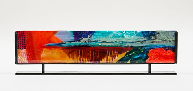 Daily Painters Abstract Gallery: Fine Art Sculpture Resin, Steel Cast Acrylic…