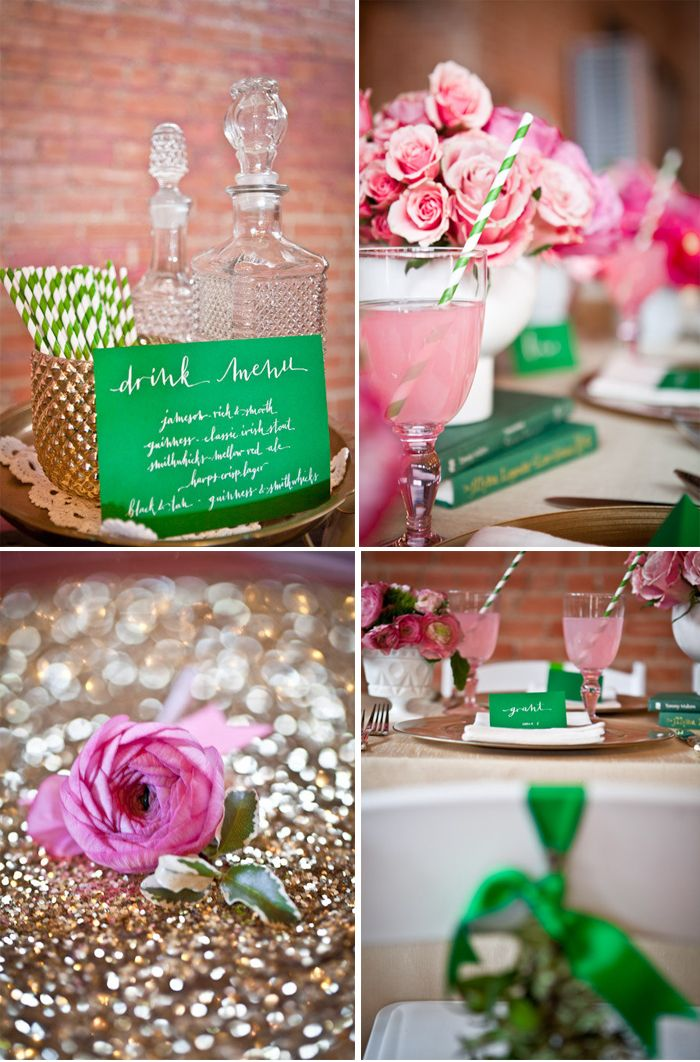 Society Social Party Pinterest Party Pink And Green And