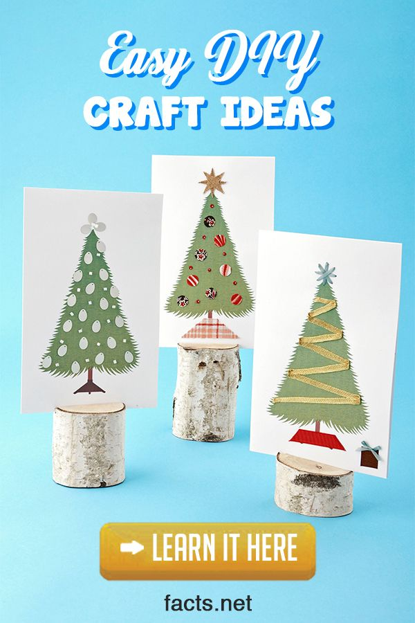 100 Festive Facts About Christmas You Definitely Want To Know Christmas Paper Crafts Holiday Crafts Diy Christmas Crafts For Adults