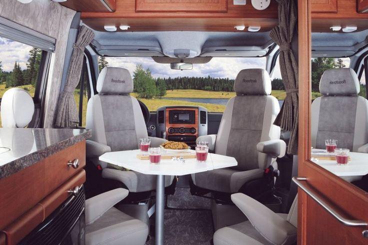 Roadtrek: #1 Selling Class B Motorhomes (Camper Vans, Class B RV) since 1990! www.Roadtrek.com