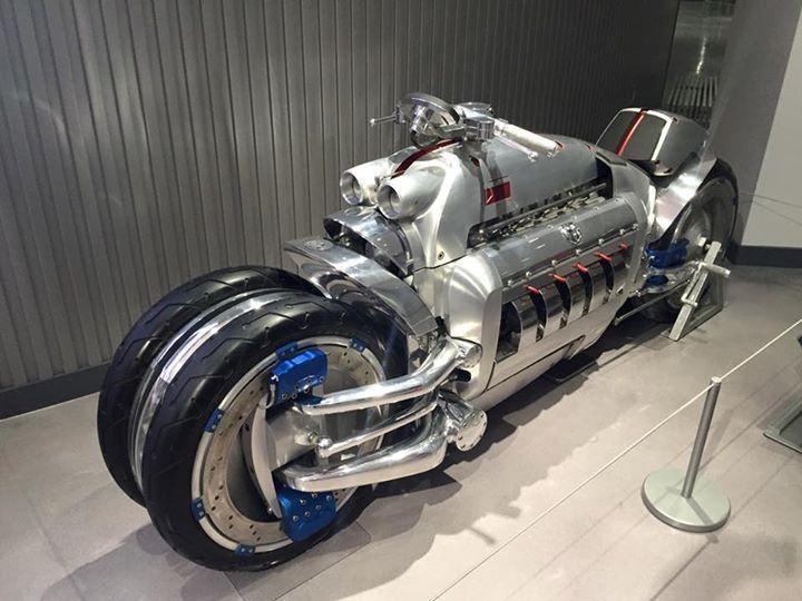 Tomahawk V10.     Peterson Automotive Museum - 16   What a night! #TimAllen, #SharonStone, #LisaKudrow, #RichardRawlings, #DUB, #Brembo, #PetersenMuseum, #TheDrive, #TheDrivewithAlanTaylor, #GalpinAutoSport, #BarrettJackson, #GasMonkeyGarage, #FastNLoud, #ClassicCars, #Motorland  ~  Alan Taylor via Facebook ift.tt/1IxcDvU